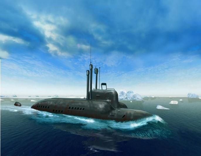 Новая русская лодка, которая кардинально изменит этот мир к лучшему