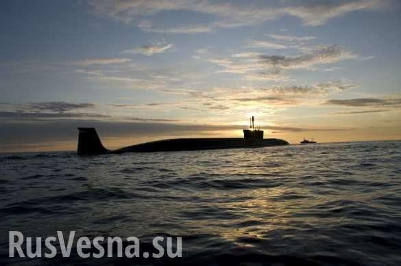 Атомный подводный ракетоносец «Князь Владимир» спущен наводу | Русская весна