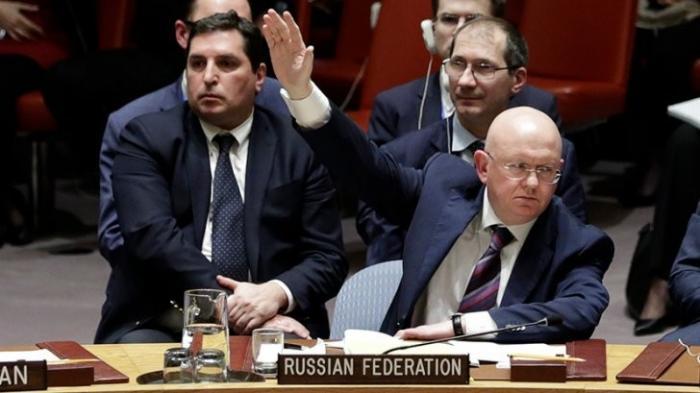 Россия заблокировала в Совбезе ООН резолюцию США по Сирии