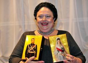 Машка Гогенцоллерн заявила, что её семейка всегда готова, при случае, запрыгнуть на трон