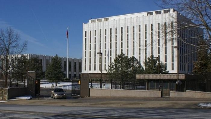 Запет RT в США: Посольство РФ призвало вашингтонский обком прекраить цензуру