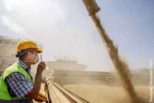 Российские порты мешают рекордам российских аграриев