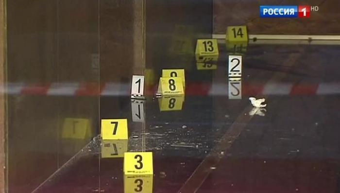 Перестрелку в Москва-Сити устроили наглые гости криминального авторитета