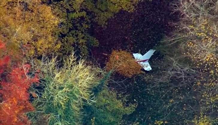 Над поместьем Ротшильдов в Англии столкнулись самолёт и вертолёт
