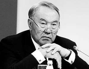 Назарбаев не только автор, но и последовательный сторонник евразийской интеграции
