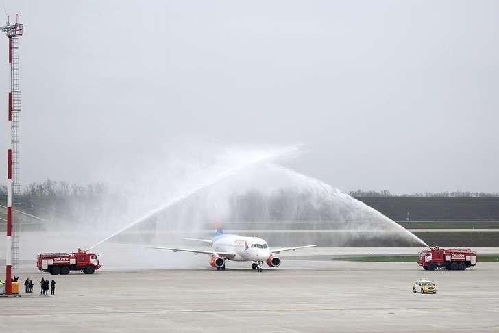 ВРостове-на-Дону втестовом режиме открылся новый терминал аэропорта Платов
