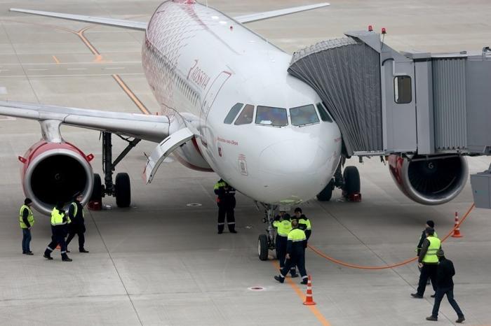 ВРостове-на-Дону новый терминал аэропорта «Платов» принял первый авиарейс