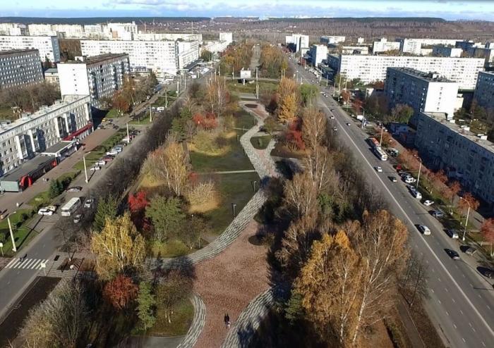 Новые парки инабережные городов, как обустраиваются регионы России