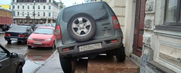 Москва: в придачу к автохамам на дорогах появились каратели