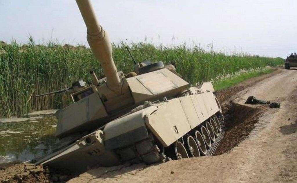 Американская техника в Прибалтике и Польше засветила «ахиллесову пяту» войск НАТО