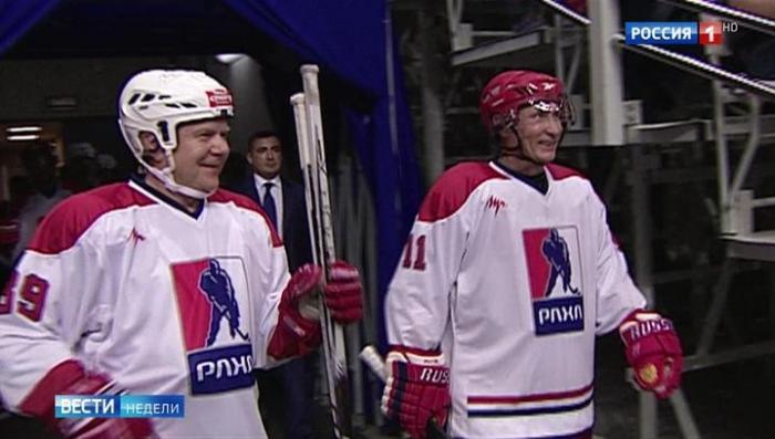 «Команда Путина» стремительно пополняется новыми профессионалами