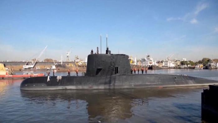 В поисках аргентинской субмарины «Сан-Хуан» задействованы 11 судов