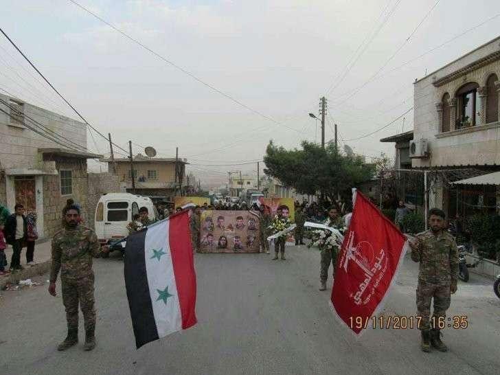 Сирия: упорные бои под Абу-Кемалем, оборона наёмников США (ИГИЛ) разрушена