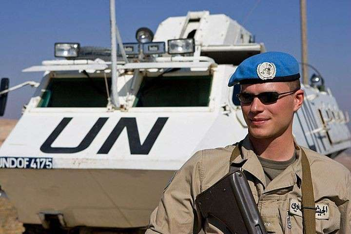 Миротворцы ООН не придут в ДНР и ЛНР