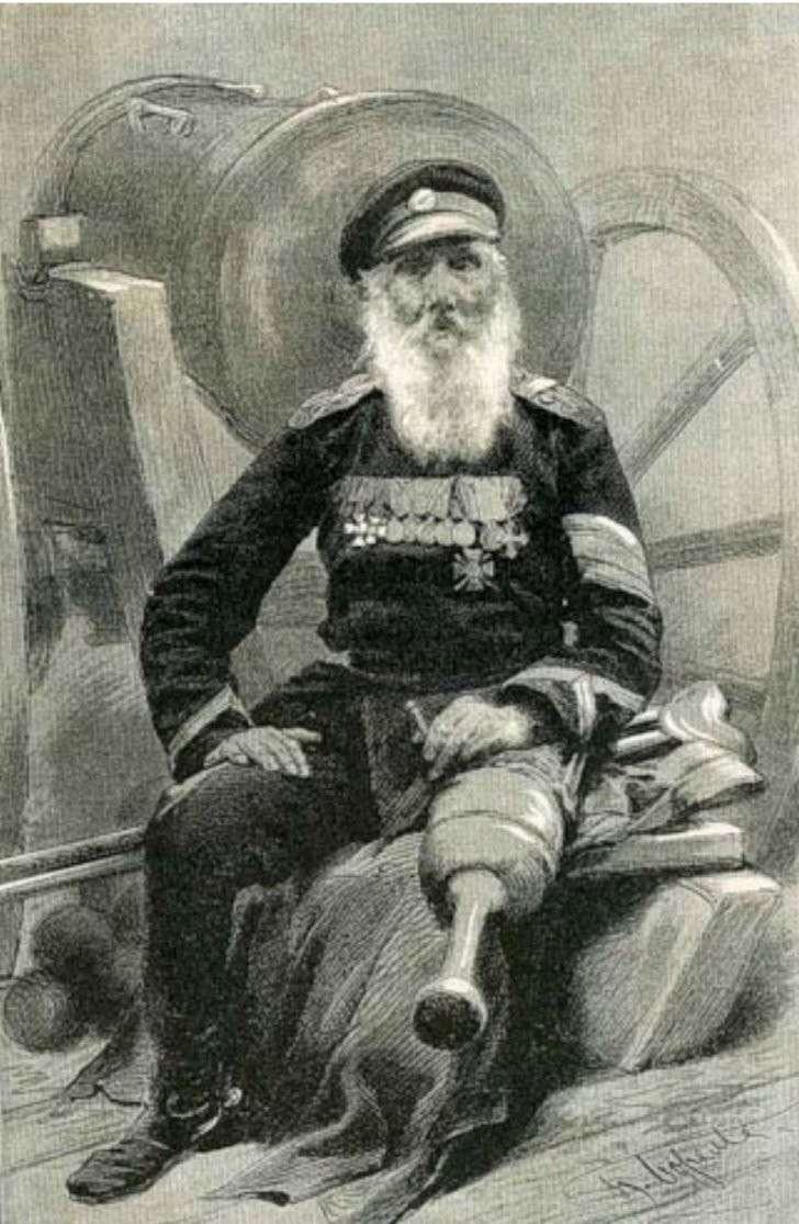 Сверхчеловек: даже представить сложно, что более 60 из 107 своих лет он защищал Родину