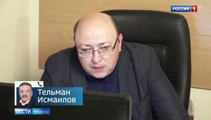 Жулик Тельман Исмаилов угрожает опубликовать компромат на своих сообщников