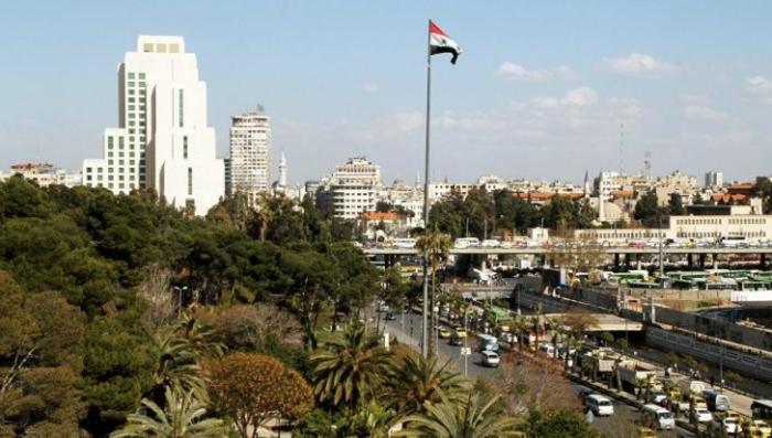 Сирия, Дамаск: российское посольство подверглось минометному обстрелу