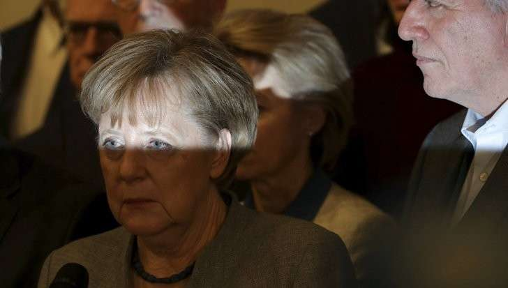 Ангела Меркель высказалась за проведение повторных выборов в парламент