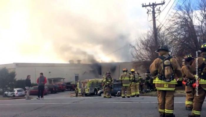 США, Нью-Йорк: взрыв косметической фабрики, пострадали более 70 человек