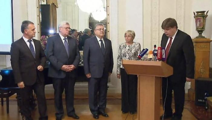 В годовщину убийства презентовали фонд имени Андрея Карлова
