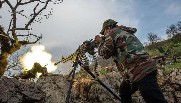 США пытаются свергнуть Башара Асада под предлогом борьбы с терроризмом