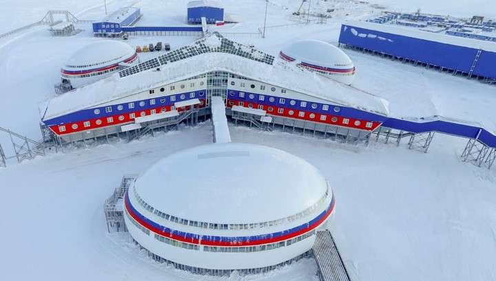 Арктические базы Северного флота России сравнили с орбитальной станцией
