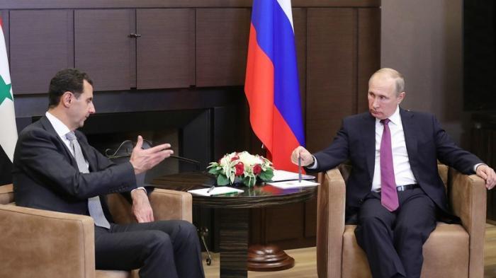 Владимир Путин заявил об окончании военной операции в Сирии