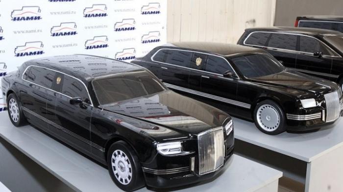 В России началось предсерийное производство спецавтомобилей проекта «Кортеж»