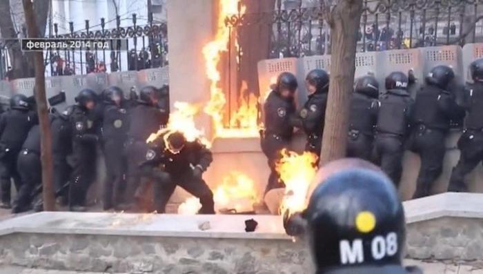 Майдан. 1000 дней после боя. Документальный фильм о государственном перевороте на Украине