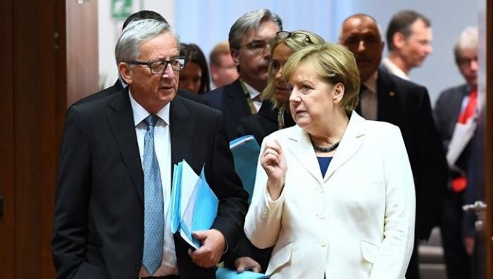Глобалисты Меркель и Юнкер хотят европейскую армию вместо НАТО