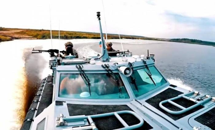 Десантно-штурмовая лодка для спецназа России. Военная приёмка