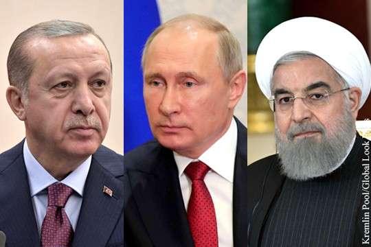 Рождение «Большой тройки» в Сочи станет историческим событием равным Тегерану-43