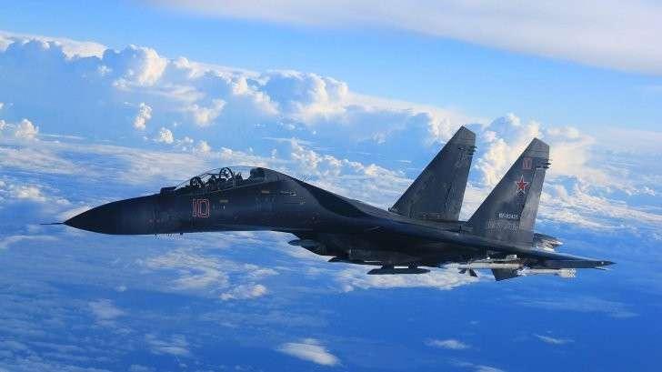 Жалобы янки в Сирии: F-22 Raptor ничто против российских «сушек»