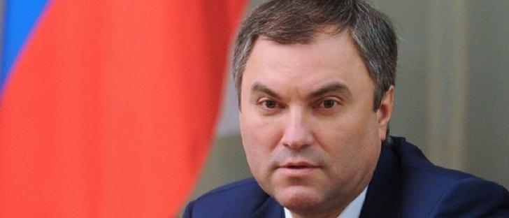Вячеслав Володин поручил подготовить ответ в связи с задержанием Сулеймана Керимова