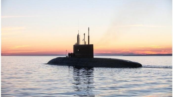 Подлодка Аргентины: США обнаружили крупный объект в Атлантике