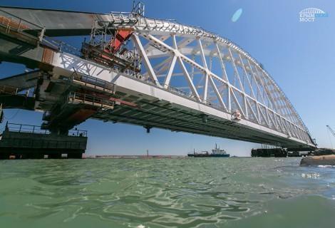 Крымский Мост: и врагу никогда не добиться... Диверсии