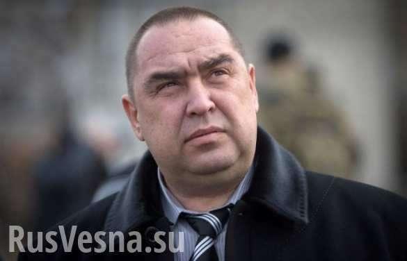 Плотницкий находится вЛуганске изаблокирован вподвальных помещениях администрации | Русская весна