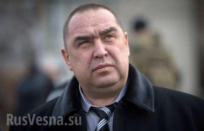 Переворот в Луганске: Плотницкий заблокирован вподвальных помещениях администрации