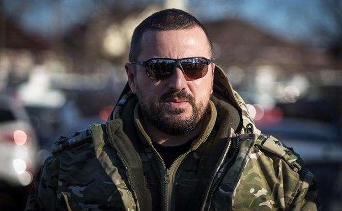 Бывший министр внутренних дел ЛНР Игорь Корнет