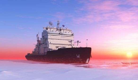 Российские атомные ледоколы превратят в полноценные боевые корабли