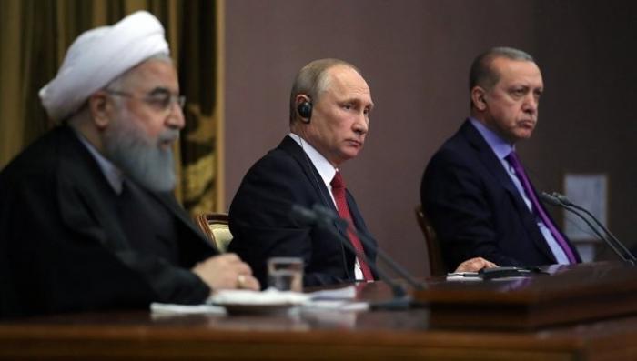 Сочи: о чем договорились Россия, Иран и Турция. Дипломатический торг