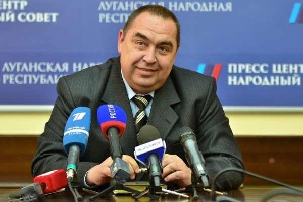Новости ЛНР: заговор Плотницкого в пользу киевской хунты был?