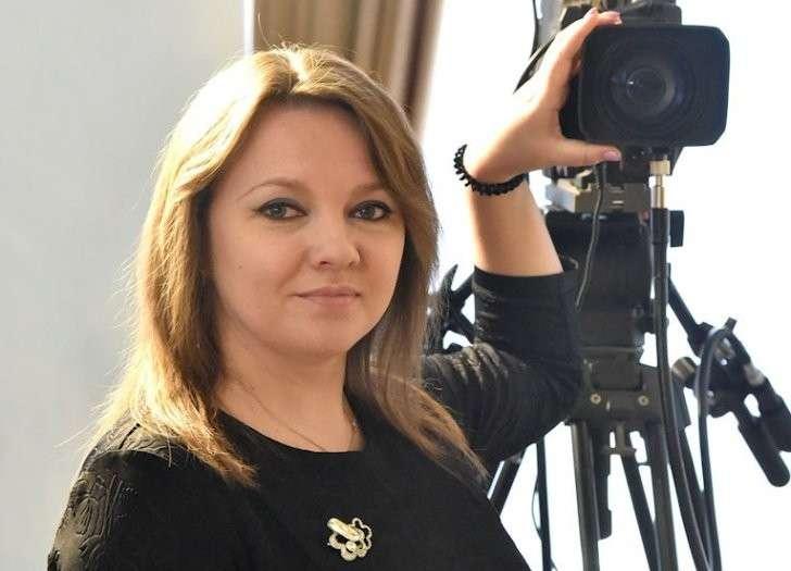 Луганск: глава телевидения Анастасия Шуркаева работала на киевскую хунту – доказательства