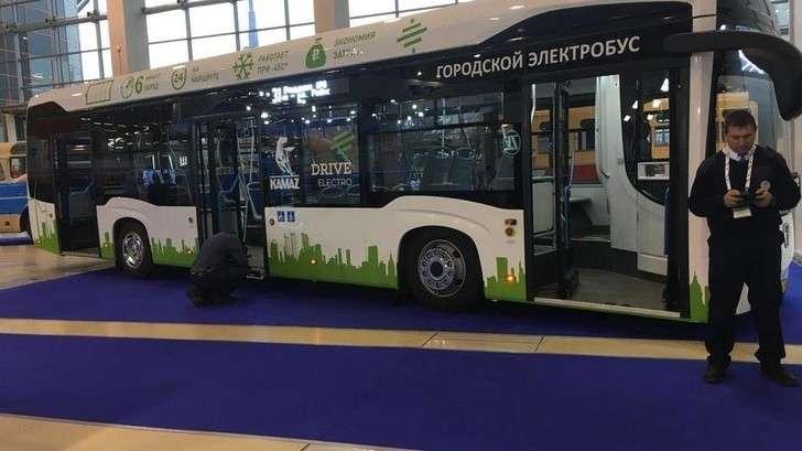 В Москве впервые проходит международная выставка Urban Transport