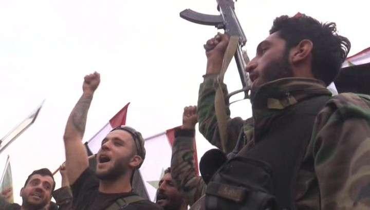 Сирия, разгром ИГИЛ. Репортаж Евгения Поддубного из Абу-Кемаля
