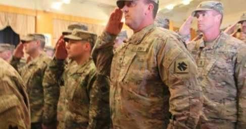 На западную Украину прибыли 250американских инструкторов