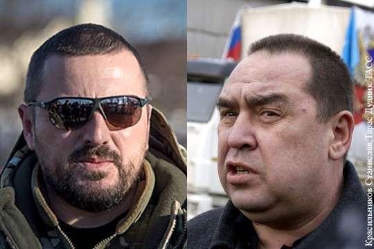 Переворот в Луганске близок к окончательной развязке