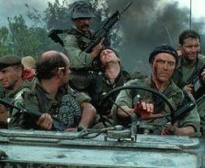 Иностранные частные военные компании выяснят в Украине, кто из них вежливее?