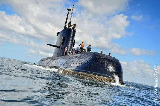 Гибель аргентинской подлодки всё больше походит на диверсию против АПЛ Курск
