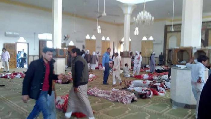 Теракт на Синайском полуострове: 85 убитых и 80 раненых